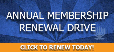 Annual Membership Renewal Drive
